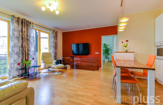 4-toaline korter Tähe 105b, Tartu