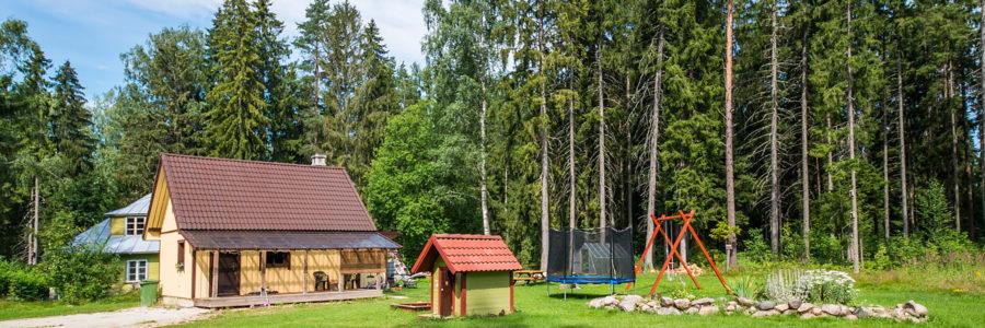 Villa-Trelin, Valgemetsa