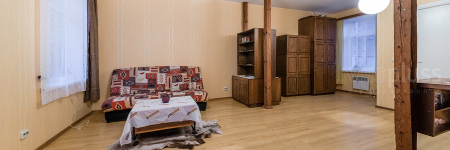 1-toaline korter Narva mnt. 111