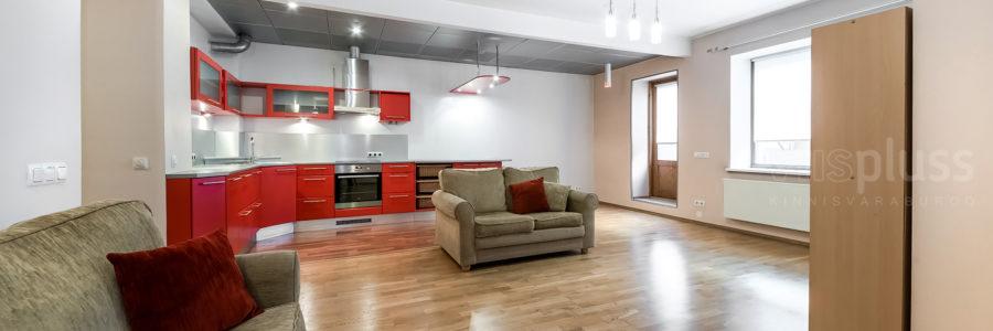 Riia 8, 4-toaline korter Tartus