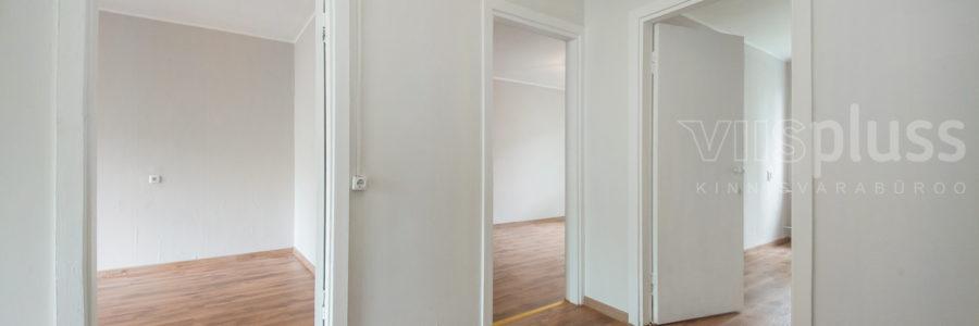 3-toaline korter Aardla tn. 7a