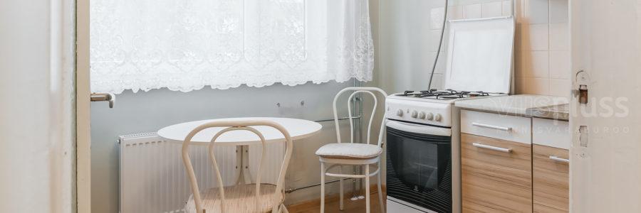 2-toaline korter, Kaunase pst. 13